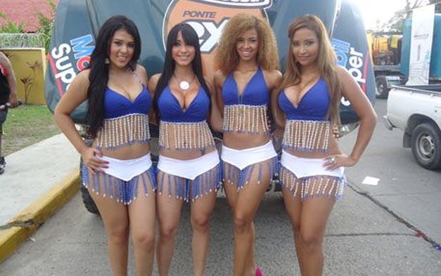 3 Lugares Turisticos de Honduras